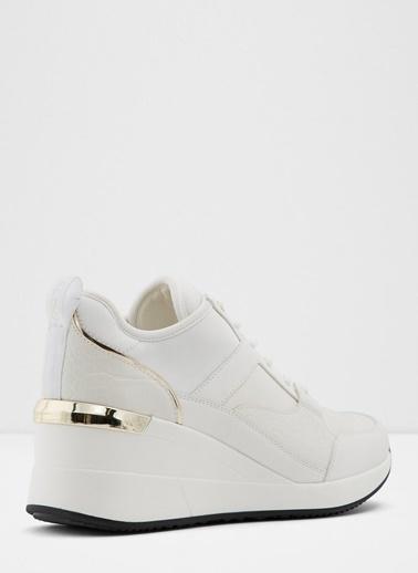 Aldo Thrundra - Beyaz Kadin Sneaker Beyaz